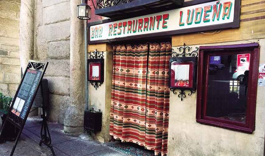 carcamusas restaurante ludeña