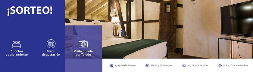 sorteo hotel abad invierno