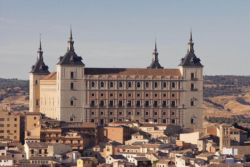 what to visit in Toledo, qué visitar en Toledo Alcázar