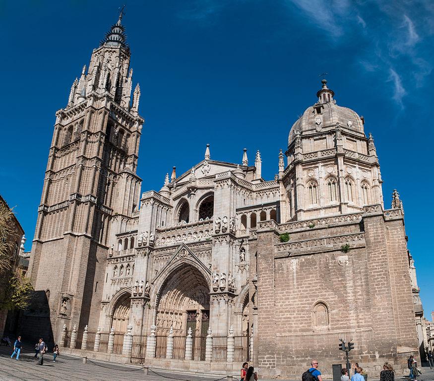 what to visit in Toledo, qué visitar en Toledo Catedral