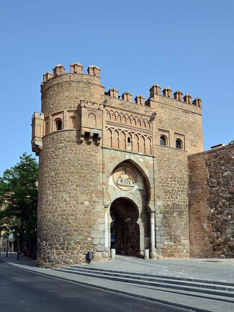 what to visit in Toledo, qué visitar en Toledo Puerta del Sol